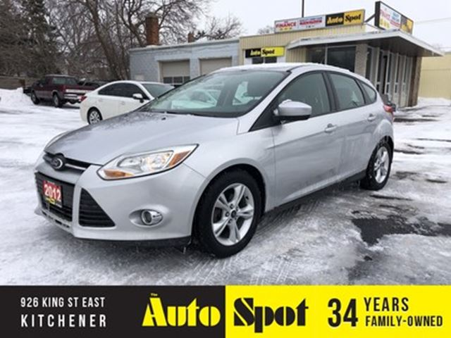 2012 Ford Focus 2 00 Se Low Low Kms Priced Quick Sale Kitchener