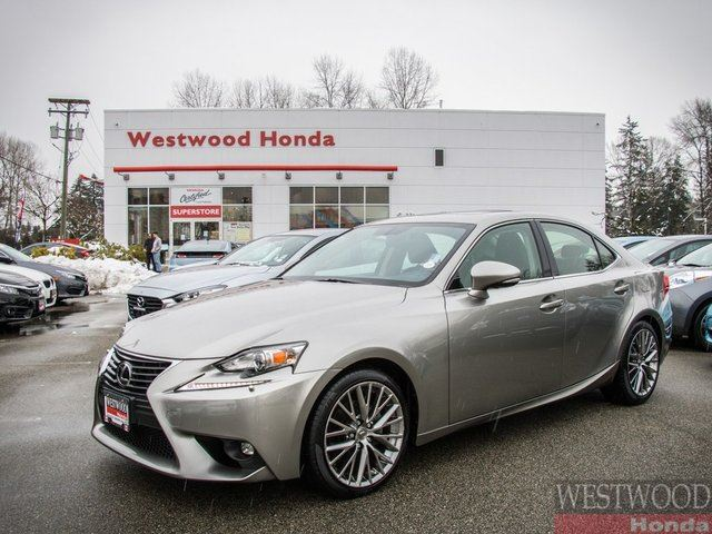 2015 Lexus IS 250 Base in Port Moody, British Columbia