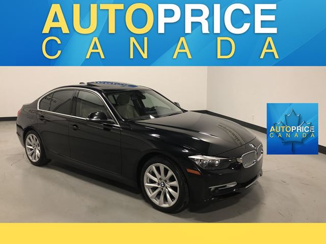 2014 BMW 3 SERIES xDrive MOONROOF|NAVIGATION|LEATHER in Mississauga, Ontario