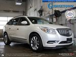 2015 Buick Enclave Premium PREMIUM AWD LEATHER MOONROOF REAR ENTERTAINMENT REAR PARK ASSIST HEATED SEATS/STEERING WHEEL REMOTE  in Georgetown, Ontario