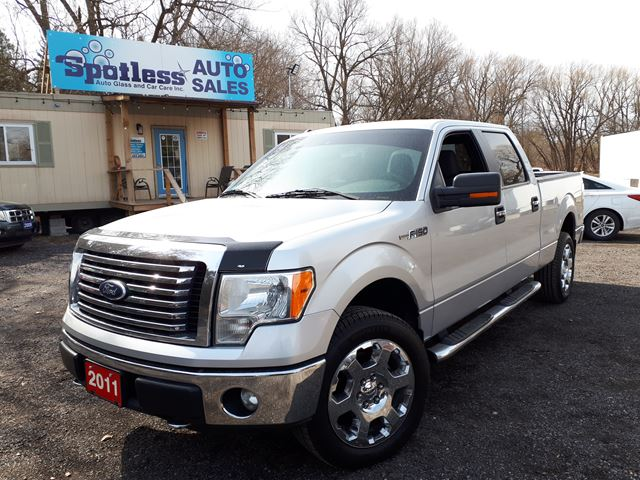 2011 Ford F-150 XLT in