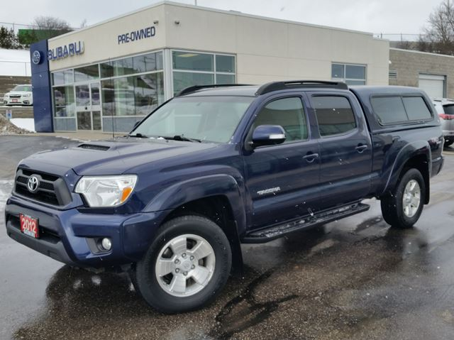2012 Toyota Tacoma TRD Sport 4x4 w/RAIDER colour match rear cap in
