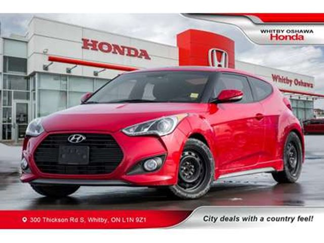 2013 Hyundai Veloster Turbo   Steering Wheel Mounted Controls, Bluetooth in