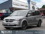 2018 Dodge Grand Caravan GT   LEATHER \ POWER DOORS in Niagara Falls, Ontario