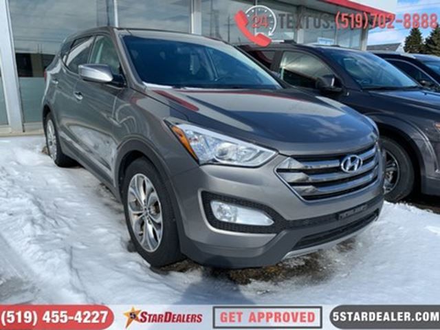 2013 Hyundai Santa Fe 2.0T Limited   AWD   NAV   LEATHER   PANO ROOF in
