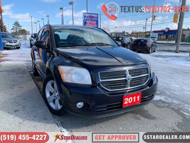 2011 Dodge Caliber SXT   HEATED SEATS in