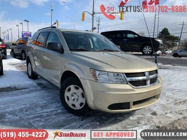 2010 DODGE Journey SE   AUTO LOANS APPROVED in London, Ontario