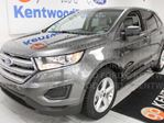 2015 Ford Edge SE FWD with push start and black interior but cream seats! in Edmonton, Alberta