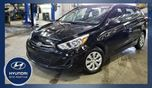 2015 Hyundai Accent ACCENT GL +A/C+GROUPE n++LECTRIQ in Sainte-Agathe-Des-Monts, Quebec