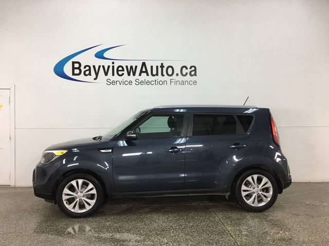 2015 Kia Soul EX - BLUETOOTH! HTD SEATS! A/C! CRUISE! PWR GROUP! in