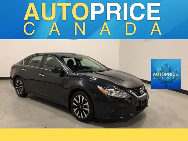 2018 NISSAN ALTIMA 2.5 SV REAR CAM|HEATED SEATS in Mississauga, Ontario