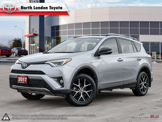 2017 Toyota RAV4 Hybrid SE Very versatile SUV with great fuel economy - Caranddriver.com  in