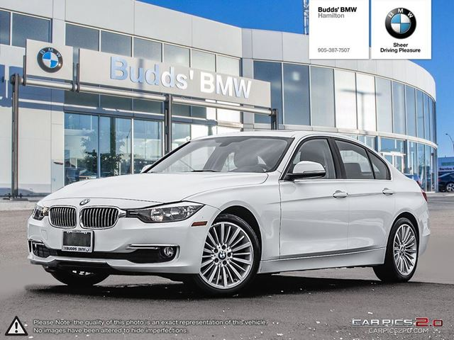 2015 BMW 3 Series xDrive in