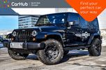 2013 Jeep Wrangler Unlimited Sahara 4x4 Power.Convi.Pkgs Connect.Pkg Dual.Top.Pkg 17Alloys in Thornhill, Ontario