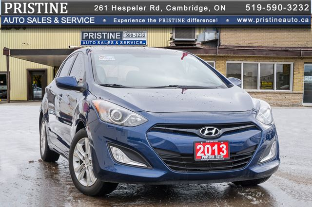 2013 HYUNDAI ELANTRA GT Hatch. Panoramic Sunroof Bluetooth Accident Free in Cambridge, Ontario