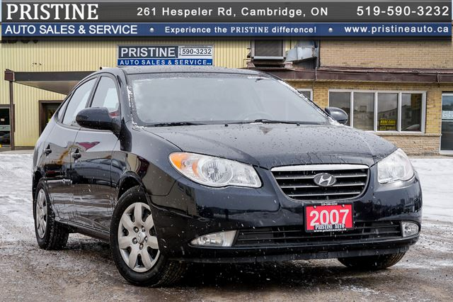 2007 HYUNDAI ELANTRA GL Only 107km Accident & Rust Free in Cambridge, Ontario