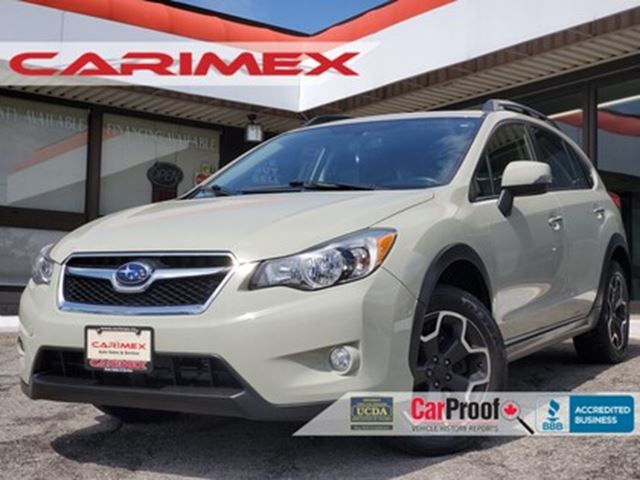 2014 Subaru XV Crosstrek Limited Package NAVI   Sunroof   Bluetooth in