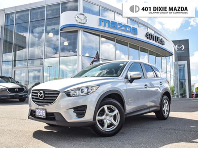 2016 MAZDA CX-5 GX NOT A RENTAL 1.9% FINANCEAVAILABLE NOACCIDENTS in Mississauga, Ontario