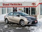 2014 Toyota Corolla LE ECO   H.Seats   R.Cam   B.Tooth   Keyless in Toronto, Ontario