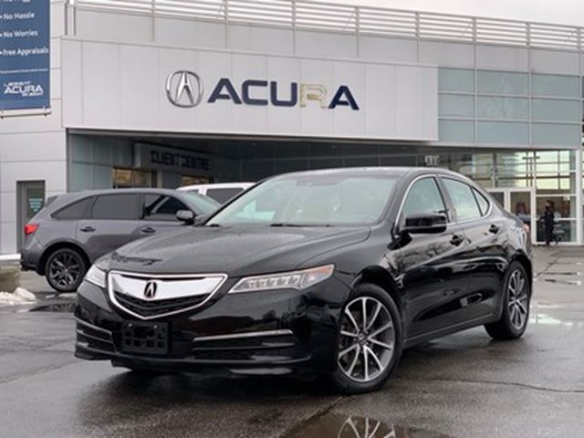 2015 Acura TLX TECH   1OWNER   NOACCIDENTS   NAVI   3.4% in