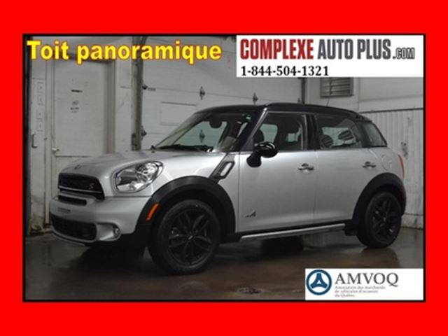 2015 MINI Cooper Countryman ALL4 AWD *Toit panoramique in Saint-Jerome, Quebec