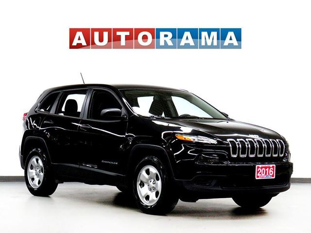 2016 Jeep Cherokee 4x4 North BACK UP CAMERA in