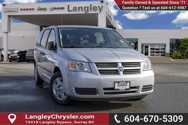 2008 Dodge Grand Caravan SE *LOW MILEAGE FOR THE YEAR* in