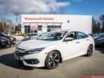 2017 Honda Civic Touring , Factoy Warranty Until 2024 in Port Moody, British Columbia