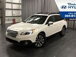 2015 Subaru Outback 3.6R Limited AWD *Leather Navigation in Winnipeg, Manitoba
