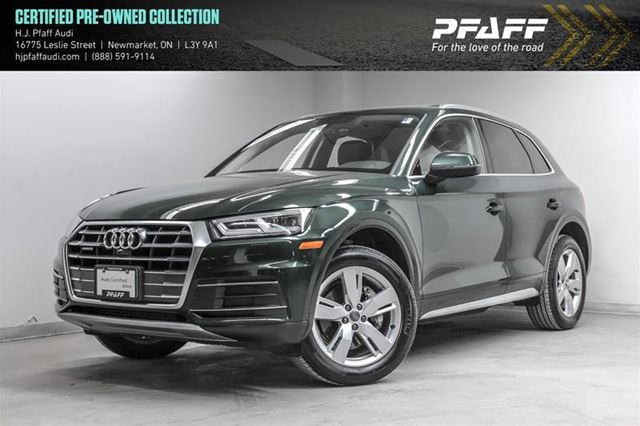 2018 Audi Q5 2.0T Technik in