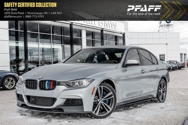 2015 BMW 3 SERIES xDrive in Mississauga, Ontario
