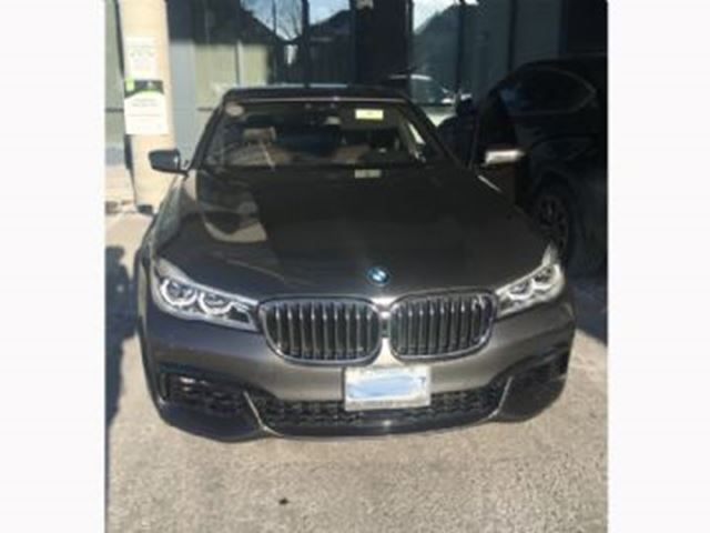 2016 BMW 7 SERIES 750i x Drive in Mississauga, Ontario
