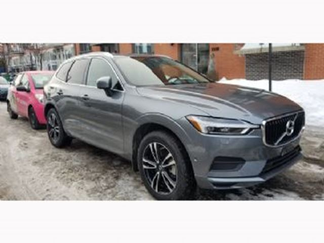 2018 Volvo XC60 AWD-T6 Momentum w/ Protection usure