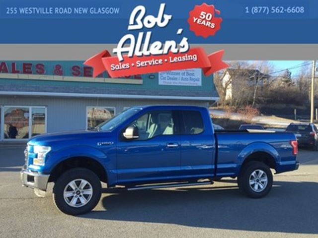 2015 Ford F-150 XLT in