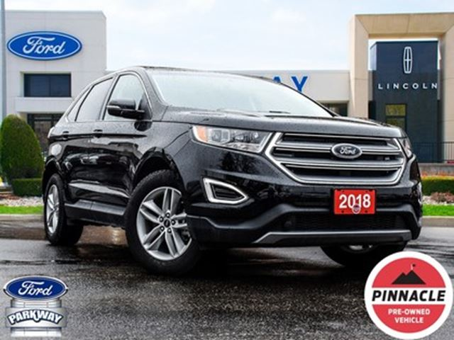 2018 Ford Edge SEL in