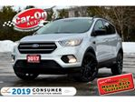 2017 Ford Escape SE AWD NAV PANO ROOF REAR CAM HTD SEATS LOADED in Ottawa, Ontario