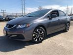 2015 Honda Civic EX Back Up Camera Moonroof Heated Front Seats in St Catharines, Ontario
