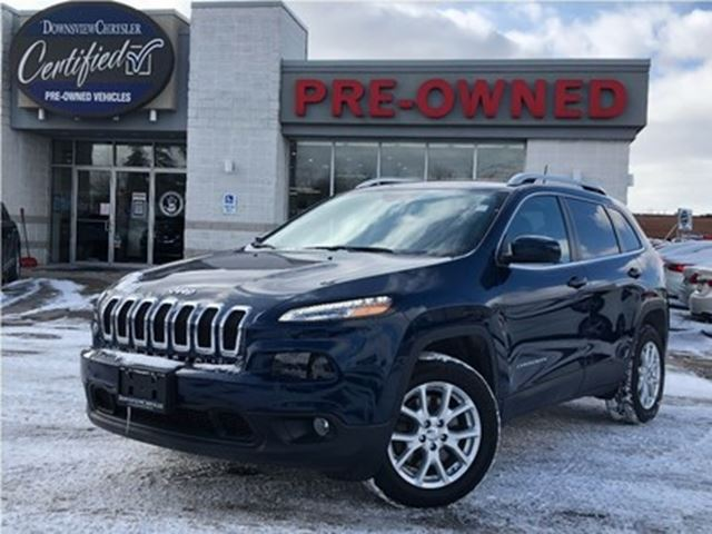 2018 JEEP CHEROKEE North..$82 weekly+hst..$0 down..96m..5.9% in Toronto, Ontario