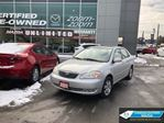 2005 Toyota Corolla LE,AUTO,LEATHER,ROOF,TOUCH SCREEN MEDIA SYSTEM in Toronto, Ontario