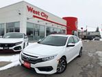 2017 Honda Civic EX,EXTENDED WARRANTY,ONE OWNER! in Belleville, Ontario