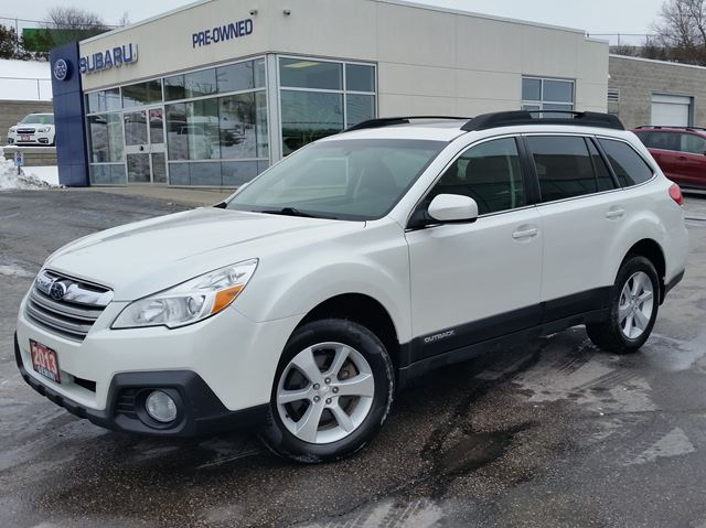 2013 SUBARU Outback 3.6R w/Limited Pkg in Kitchener, Ontario