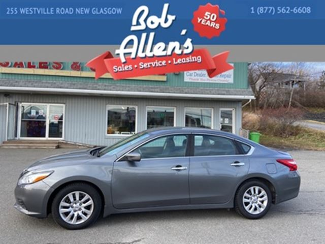 2017 Nissan Altima 2.5 S in