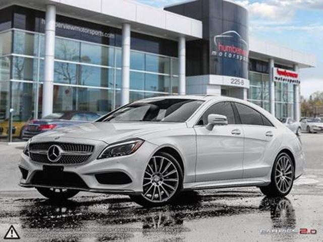 2016 MERCEDES-BENZ CLS-CLASS CLS400 4MATIC in Mississauga, Ontario