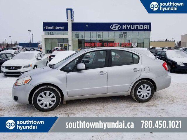 2010 SUZUKI SX4 AC/POWER OPTIONS in Edmonton, Alberta