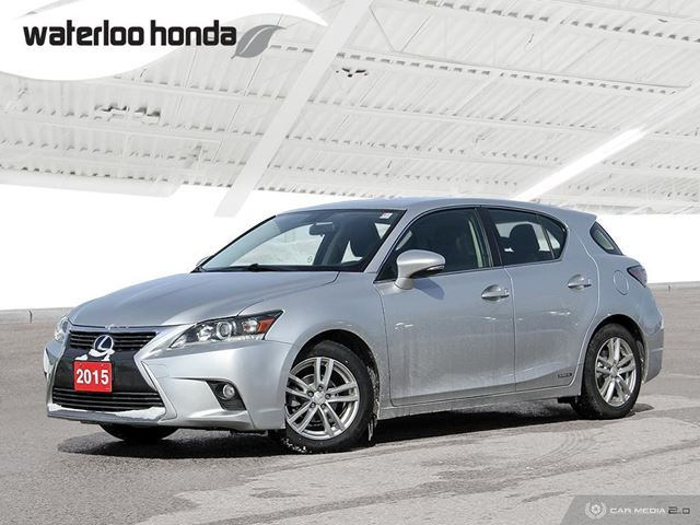 2015 Lexus CT 200h Bluetooth, Great on Gas Hybrid! in