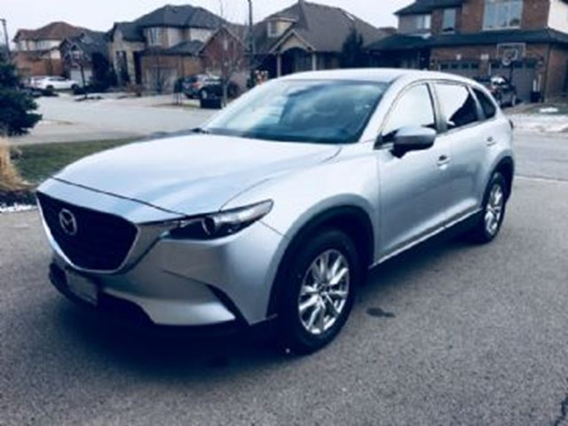 2017 MAZDA CX-9 AWD GS in Mississauga, Ontario