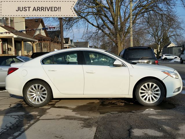 2011 Buick Regal CXL w/1SD in