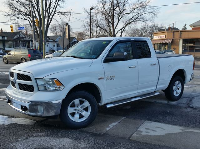 2013 Dodge RAM 1500 Outdoorsman 4x4 in