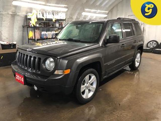 2014 Jeep Patriot NORTH ALL SEASON * Sunroof * Leather * Phone conne in