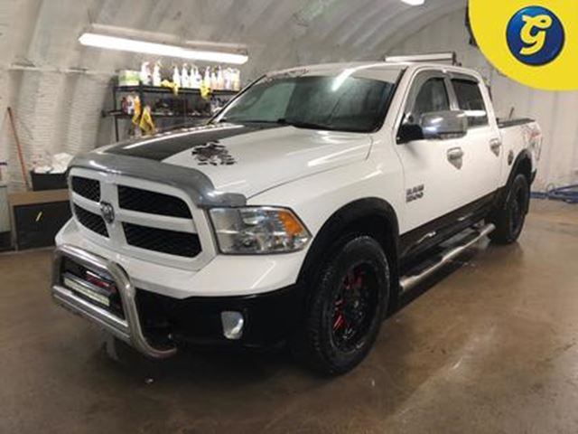 2014 Dodge RAM 1500 Outdoorsman * Crew Cab * 4WD *LED Off road light * in